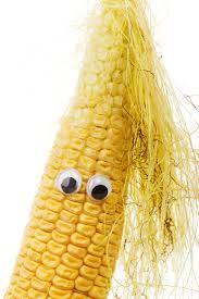 It's okay to be a little corny