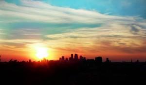 Bob sunrise